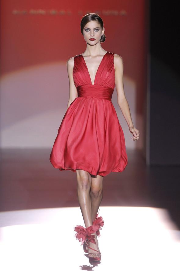 Madrid Fashion Week SS 2012: Hannibal Laguna. Изображение № 22.