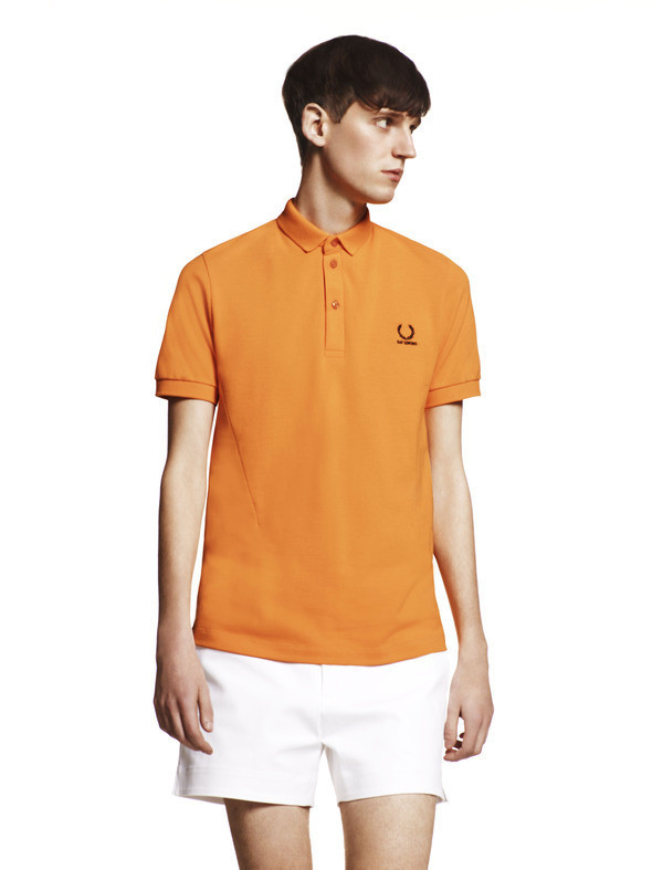 Изображение 7. Fred Perry and Raf Simons Collaboration Spring Summer 2011.. Изображение № 6.