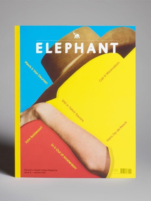 Самые красивые обложки журналов в 2011 году. Изображение № 32.