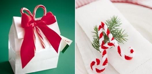 55 идей для упаковки новогодних подарков. Изображение № 67.