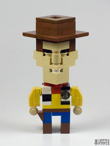 Изображение 5. Lego-герои CubeDude .. Изображение № 5.