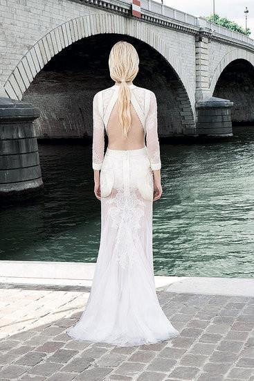 Изображение 5. Показана новая кутюрная коллекция Givenchy.. Изображение № 8.