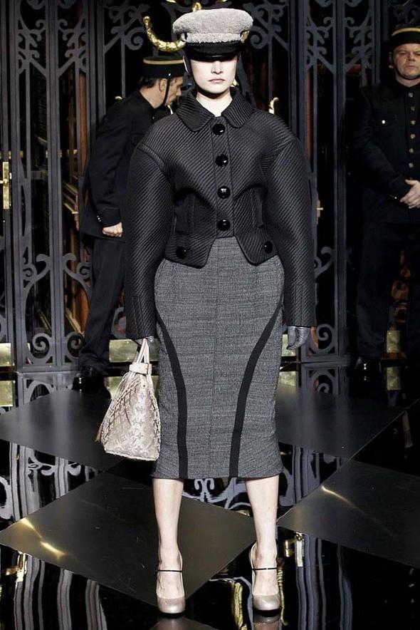 Изображение 11. Louis Vuitton Fall 2011.. Изображение № 11.
