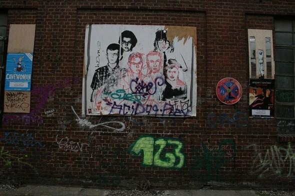 Изображение 18. Берлин: музыкальные фестивали, граффити, места.. Изображение № 21.
