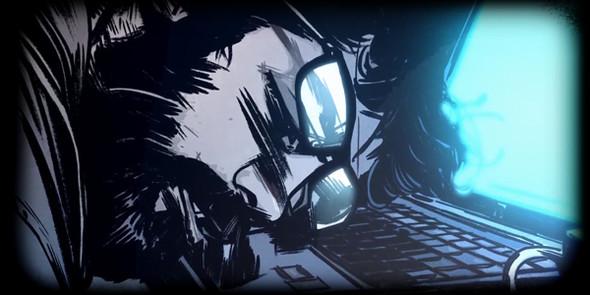 Режиссер Эдгар Райт запустил интерактивный веб-комикс. Изображение № 7.