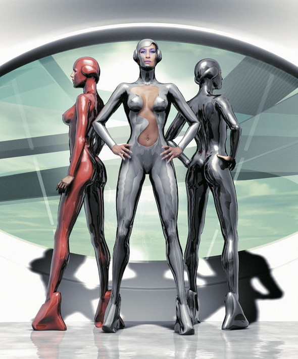 Benedict Campbell - 3D Designer. Изображение № 14.