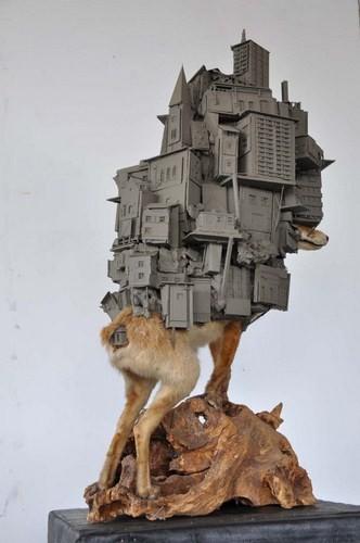 Природа под гнётом громоздкой городской архитектуры. Изображение № 7.