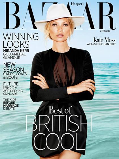 Обложки: Vogue, Harper's Bazaar, WSJ и другие. Изображение № 3.