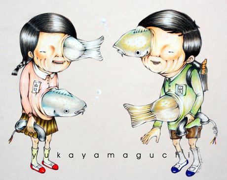 ЮкаЯмагучи. Изображение № 14.