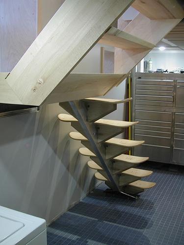 Скейтборд-лестница. Изображение № 2.