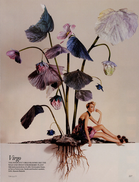 Гороскоп от Британского Vogue. Изображение № 6.