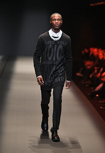 Dior Homme Fall 2009. Изображение № 23.