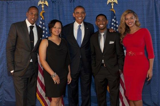 Бейонсе споет гимн США на инаугурации Обамы. Изображение № 1.