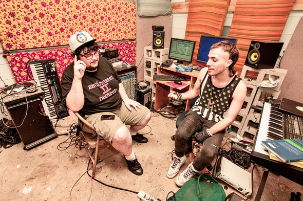 Mishka NYC - SUMMER 2012. Изображение № 16.