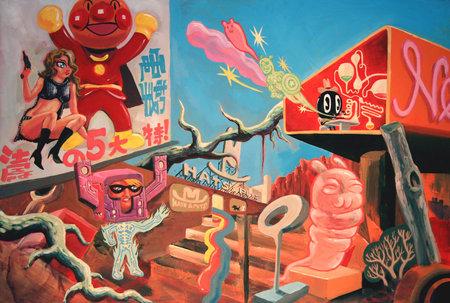 Немецкий художник Ralph Niese. Изображение № 1.