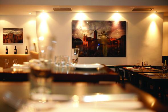 Ресторан Pelayo. Изображение № 28.
