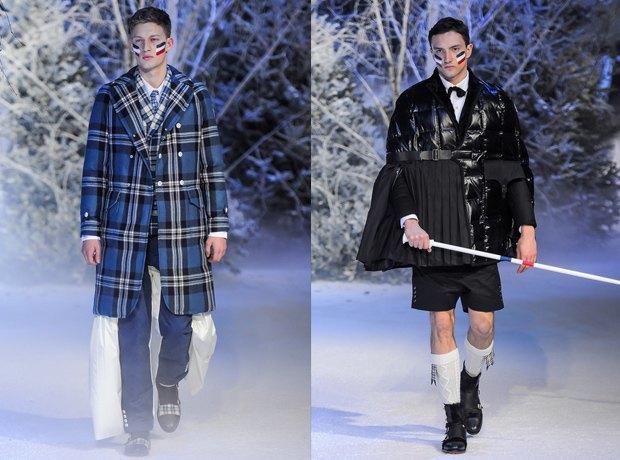 Milan Fashion Week:  День 2. Изображение № 40.