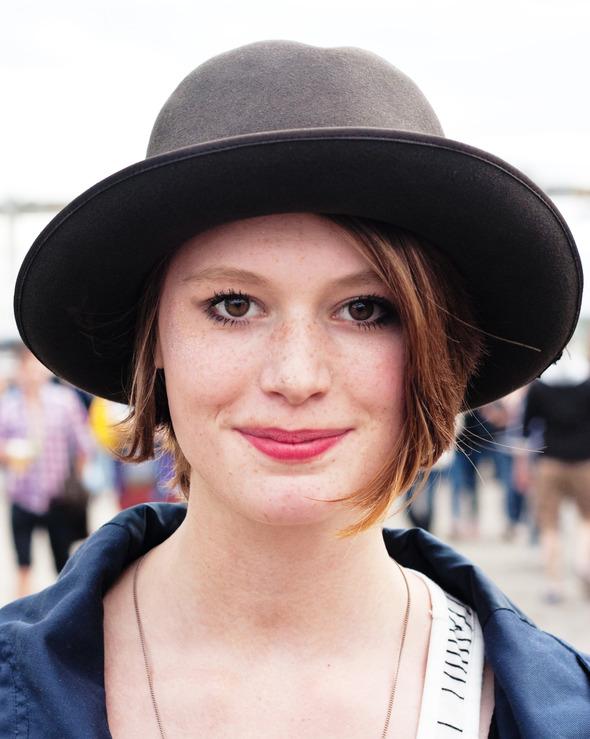 Золотые шорты, джинсовые рубашки и шляпы: Люди на фестивале MELT!. Изображение № 35.