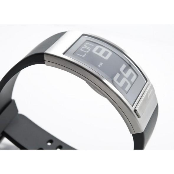 Изображение 6. Часы Phosphor WORLD TIME с дисплеем из электронной бумаги.. Изображение № 8.