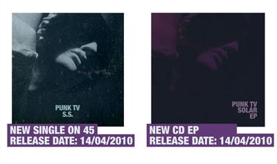 """Punk TV """"SOLAR"""" EP. Изображение № 2."""