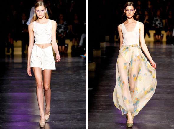 Показы Paris Fashion Week SS 2012: День 5. Изображение № 2.