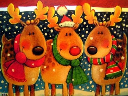 Рождественский дух. Изображение № 19.