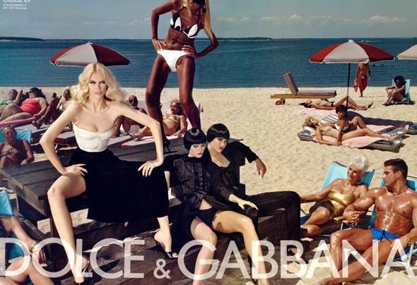Fashion Advertisements, Выпуск 11 лучшие фотографии изрекламных кампаний модных брендов 2008. Изображение № 15.