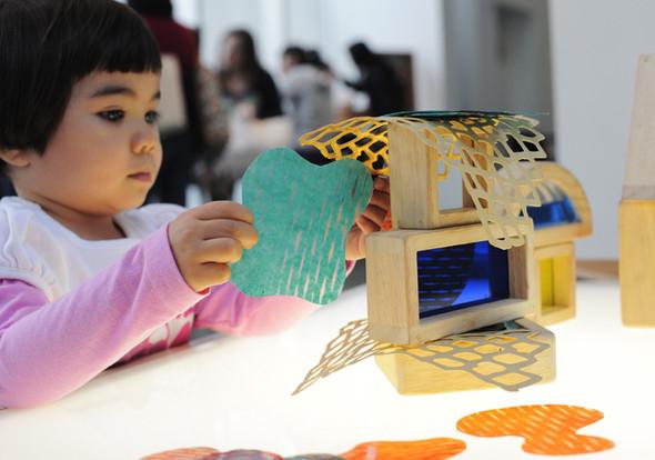 Современное искусство в руках детей. Изображение № 1.