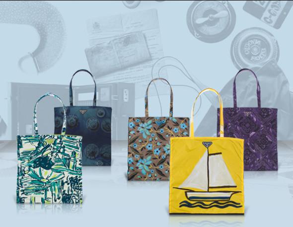 Новые сумки Prada B.Y.O. Изображение № 1.