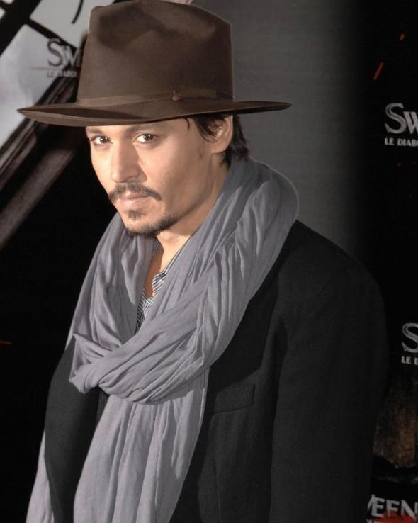 Изображение 9. Джонни - Шляпник.. Изображение № 8.