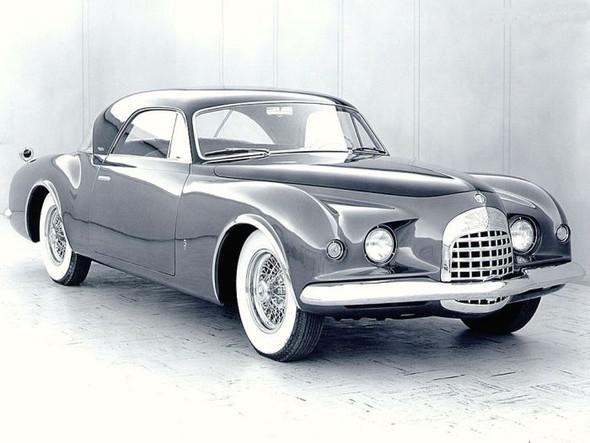 Эталон стиля и роскоши: Chrysler. Изображение № 6.