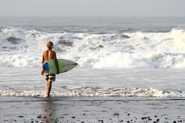 Результаты российских соревнований по серфингу Surf Jam Bali 2012. Изображение № 5.