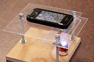 Одной строкой: iPhone-микроскоп, тараканы-киборги и вуайеристский блог. Изображение № 1.