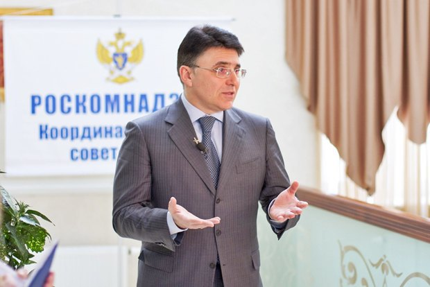Глава Роскомнадзора Александр Жаров. Изображение № 1.