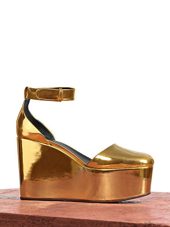 Лукбук: Обувь Celine SS 2012. Изображение № 6.