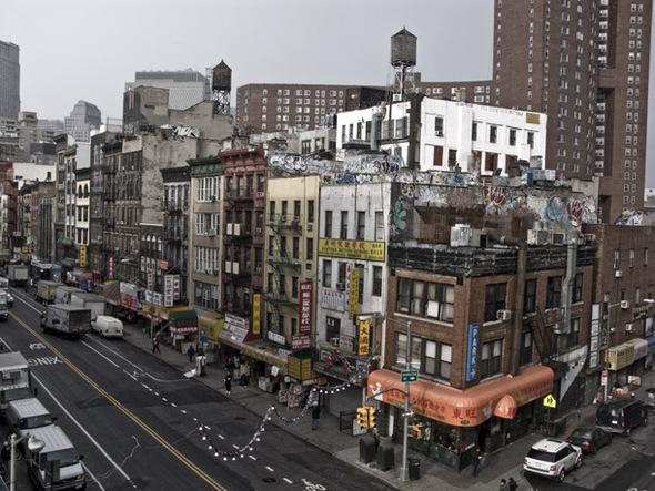 NY: манхеттенcкие окрестности глазами Grotesk. Изображение № 2.