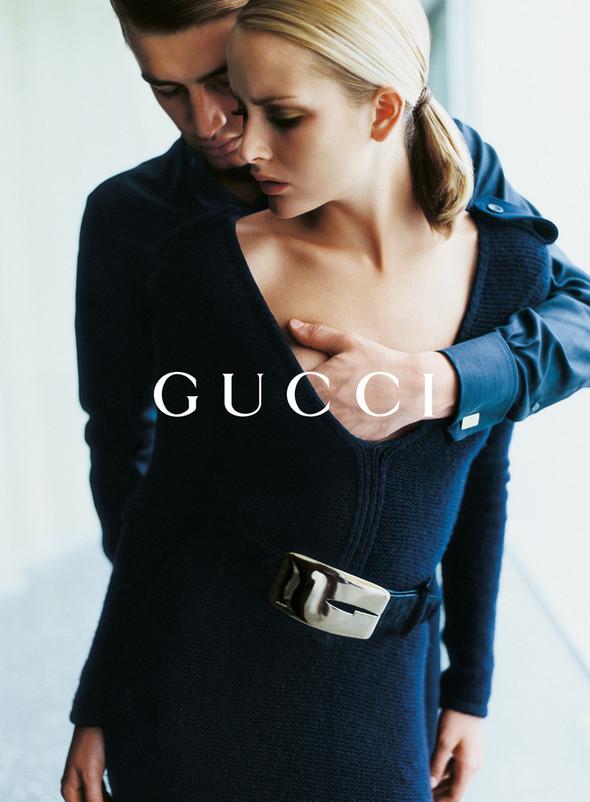 Архивная съёмка: Кампания Gucci FW 1996. Изображение № 1.
