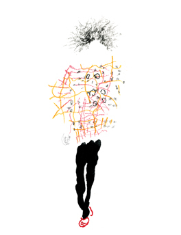 Jarno Kettunen иллюстрация моды. Изображение № 4.