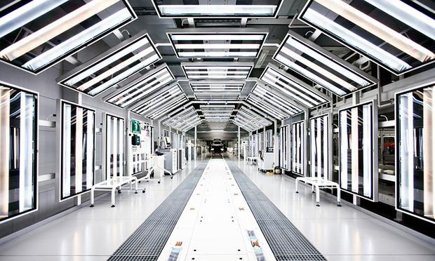 Технологический центр McLaren. Изображение № 7.