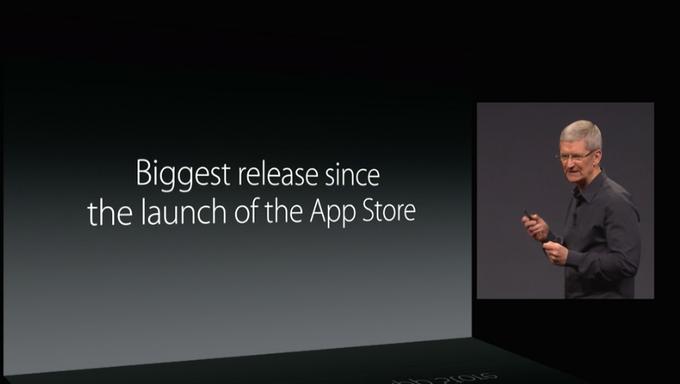 GIF-трансляция  с WWDC 2014. Изображение № 16.
