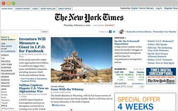 Редизайн сайта NYT:  7 главных изменений . Изображение № 4.