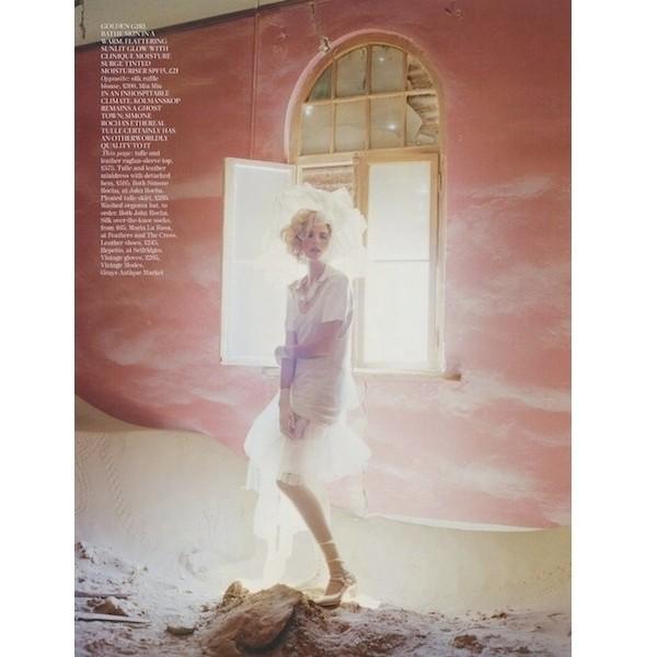 Изображение 24. Съемки: Harper's Bazaar, Marie Claire, Vogue и W.. Изображение № 24.