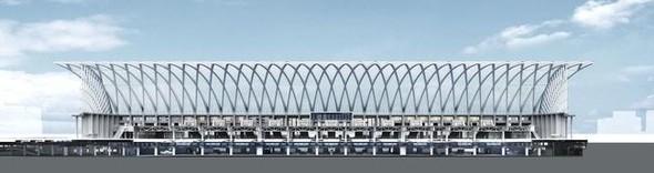 Западный вокзал в Тяньцзине. Изображение № 6.