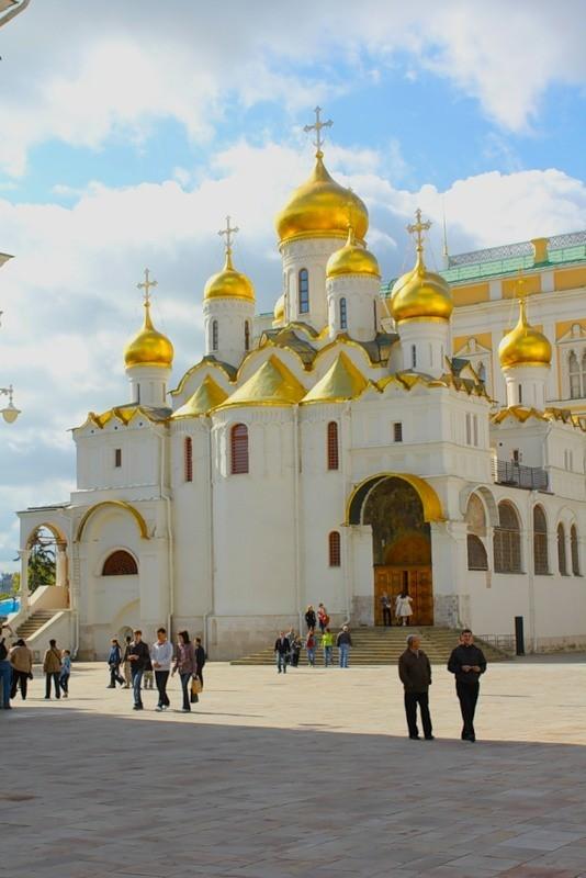 Интересные места России - Московский Кремль. Изображение № 7.