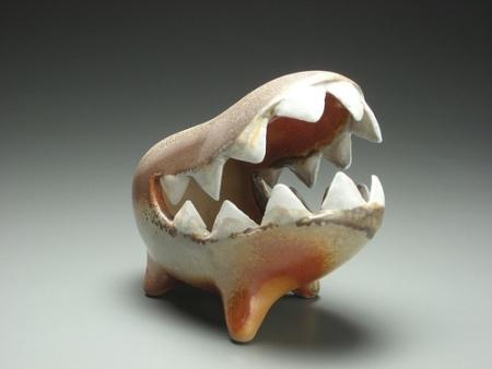 EvaFunderburgh забавные керамические монстры. Изображение № 14.