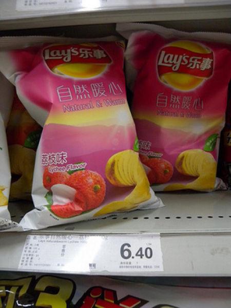 Несъедобное съедобно - какие бывают чипсы. Изображение № 21.
