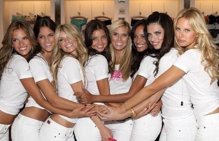 Изображение 2. Victoria's Secret Angels.. Изображение № 2.