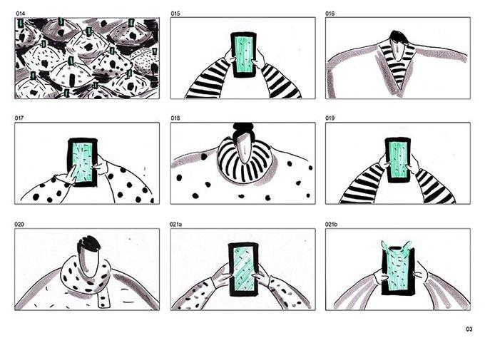 Короткометражка дня: китайская анимация о смартфоне-зомби. Изображение № 8.