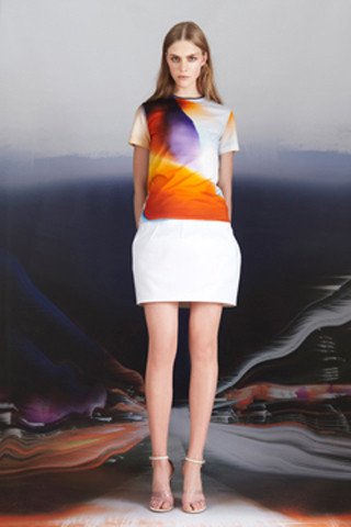 Коллекции Resort 2013: Christopher Kane, Kenzo, See by Chloé и другие. Изображение № 11.