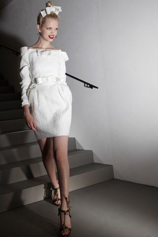 Изображение 37. Лукбуки Resort 2012: Givenchy, Lanvin.. Изображение № 37.